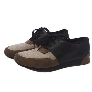 Camper Together Kremer Leather/Fabric Shoe